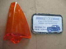 Vintage Ford Taunus P5 17M / 20M ,Tail light lens Orange  Panza P1695S