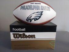 1997 Vintage Philadelphia Eagles  NFL Official Licensed Football - Full Size