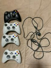 Genuine Microsoft Xbox 360 Wireless Controllers OEM Original