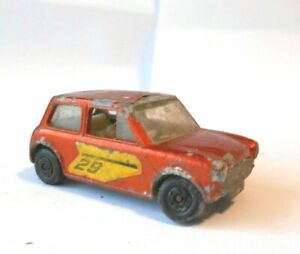 Matchbox Superfast #29 Racing Mini
