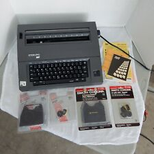 Smith Corona Scm Sterling Electric Typewriter Model 5b 1 With Spare Ribbons