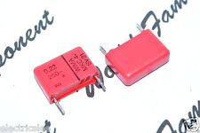 4pcs-WIMA MKC4 0.22uF 0,22µF 220nF 250V pitch:15mm 20% Polycarbonate Capacitor