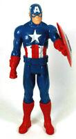 Avengers Captain america 28 cm - Titan hero - Figurine Marvel Hasbro - capitain