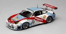 Porsche 996 GT3 RSR n°66 Gruppe M FIA GT2 2005 Champion S0933 1/43 Sparkmodel