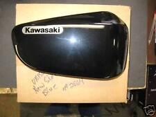 2004 Kawasaki Vulcan Mean Streak Side Cover_RH_Dk Blue_NOS Genuine Kaw Part