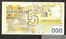 Nederland - Netherlands 5 Florijn Testnote Unc  - P99321422725
