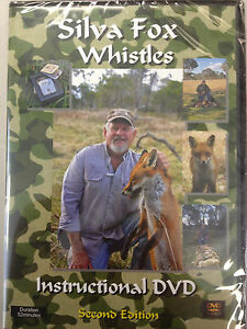 Hunting DVD - Silva Fox Whistle Hunting/Instructional DVD. We ship twice a day!!