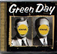 - CD - GREEN DAY - Nimrod