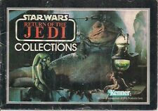 1983 STAR WARS Return of the Jedi Collections vintage 20-pg Kenner Toys catalog