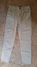 pantalon blanc cassé écru NEUF avec étiquette taille 40 isabel marant