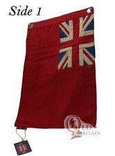 British Red Ensign | Duster End Nautical Union Jack Wall Flag Sewn Cotton