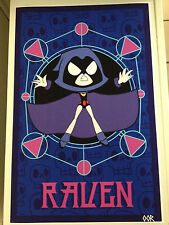 Teen Titans GO! Raven poster print