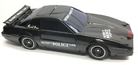 VINTAGE OLD BATTERY OPERATED TOY PLASTIC SECRET POLICE CAR - KUANG WU (AS IS)