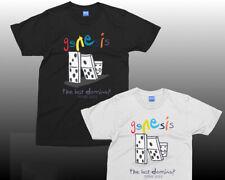 GENESIS The Last Domino 2021 Music Tour 1 Side Print Unisex T-Shirt, Music Tee