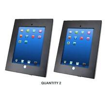 Pair Pyle PSPADLKW5 Anti-Theft Kiosk Multi-Mount Stand for iPad 2/3/4 & iPad Air