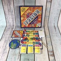 Tension It's a race against time CD quiz Board Game Cheatwell Games