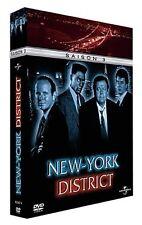 5443 // NEW YORK DISTRICT - SAISON 3 - COFFRET 6 DVD TBE