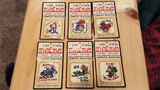 Lot of 5 New in package vintage Snowmobile Snocross Patches