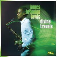 JAMES BRANDON LEWIS - DIVINE TRAVELS  CD NEW