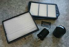 Inspektionspaket Filter Wartungskit Chevrolet Lacetti 1,6 80KW 2005-
