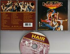 HAIR Original Soundtrack Recording Special Anniversary Edition 1999 CD BMG MINT
