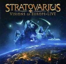 Stratovarius - Visions De Europe Neuf CD