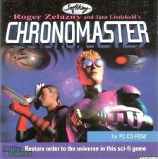 CHRONOMASTER ZELAZNY PC GAME +1Clk Windows 10 8 7 Vista XP Install