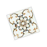 10pcs 8cm Oil-proof Wall Tiles Stickers Living Room Square Floor Decals Decor E