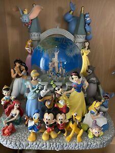 Disney Limited Addition Character Snow Globe Disney Land Paris