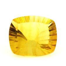Fluorite Yellow. 48.87 cts. VVS1. Africa