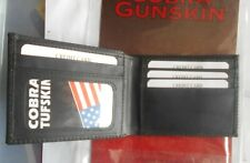 Cobra Premium Leather Bifold Wallet For Cash,Credit Cards & ID Card
