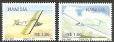 Namibia - Segelfliegerei Satz postfrisch 1999 Mi. 983-984