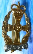 Badge- Queen Alexandra's Royal Army Nursing Corps Cap Badge QARANC Badge, AMMOK