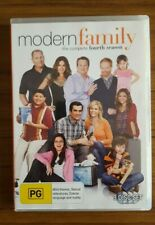 Modern Family The Complete Fourth Season DVD Set - 3 Discs