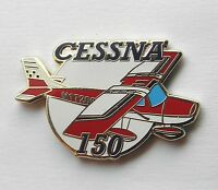 CESSNA 150 PLANE CIVIL AIRCRAFT LAPEL PIN BADGE 1.4 INCHES