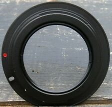 M39-M42 and M42-EOS Adapter Ring