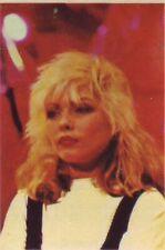 Deborah Debbie Harry Blondie 1980 Pop Festival Music Trading Card