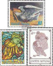 UNO - New York 668-670 (kompl.Ausg.) gestempelt 1994 Freimarken
