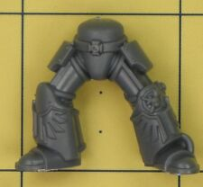 Warhammer 40K Space Marines Dark Angels Deathwing Command Terminator Legs (E)