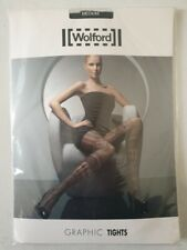 WOLFORD COLLANT GRAPHIC TAILLE M (44/46) COLORI BAT