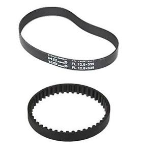 Both Belts 3M-273 & FL12.8x339 For Vax Platinum Power Max Washer ECB1SPV1