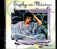 SOPHY - EN MEXICO - CD ORIGINAL