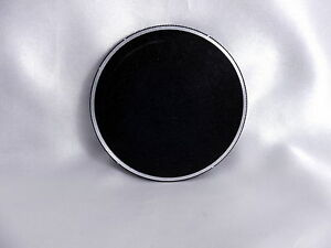 62mm Screw-in Metal Lens Front Cap for Filter stack male threads 6223041