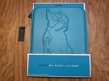 Marc By Marc Jacobs Painted Teal Ipad 3 & 4 Tablet Sleeve Bag *NWT* $98.00