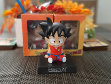 Brand New Dragon Ball Z Goku Bubble Head Phone Holder - USA Seller