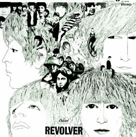 The Beatles • Revolver CD 1966 Capitol Records 2014 •• NEW ••
