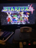 Star Fox 64 N64 Nintendo 64 Tested & Working Fast Shipping