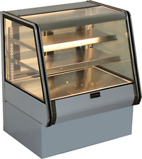 Cooltech Dry Counter Bakery Pastry Display Case 36""
