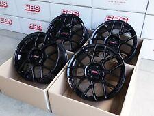 BBS XR schwarz glanz glossy 4 Felgen 18 Zoll XR0106 für VW Passat B8 mit ABE