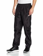 Mens New Adidas Woven Tracksuit Jogging Bottoms Joggers Track Pants - Black